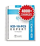 img - for ICD-10-PCS 2017 Professional Edition (Complete ICD-10 Procedural Coding System, Code Set (Spiral Bound)) book / textbook / text book