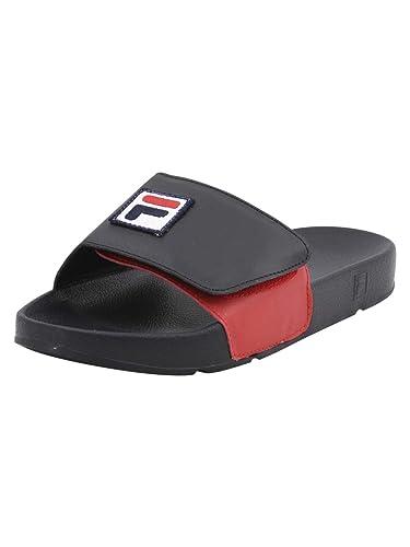 04764348e Fila Men s Drifter Strap Sandals (4 D(M) US