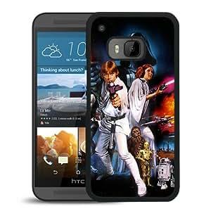 Star Wars Black New Customized Design HTC ONE M9 Case