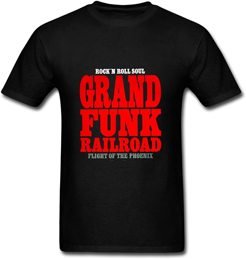 Grand Funk American Rock Band 1 New T-Shirt Cotton 100/%