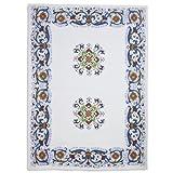 Sur La Table Deruta-Style Linen Kitchen Towel DERUTA LINEN, 28'' x 20''