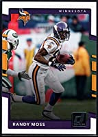 2017 Donruss #60 Randy Moss Minnesota Vikings Football Card