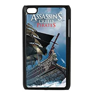 For Samsung Galaxy S6 Cover gen Touch Plastic Case - Moby Dick Whale Cartoon Drawing whale under ship boat