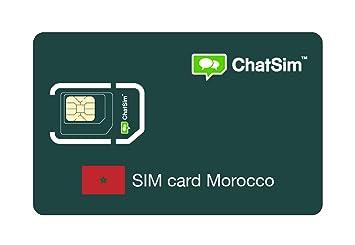 Tarjeta SIM internacional para viajes a MARRUECOS y en todo ...