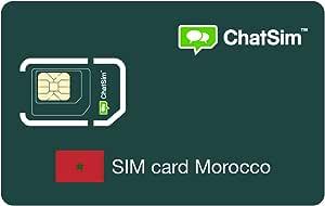 Tarjeta SIM internacional para viajes a MARRUECOS y en todo el ...