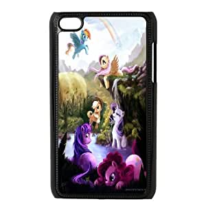 FOR IPod Touch 4th -(DXJ PHONE CASE)-My Little Pony Series-PATTERN 11
