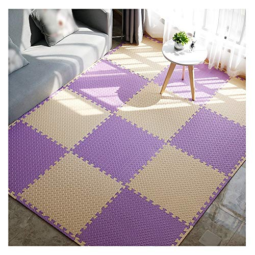 AWSAD Foam Play Mat Perfect for Floor Protection Kids Children Play Area Exercise Yoga Gymnastic Exercise, Playroom…