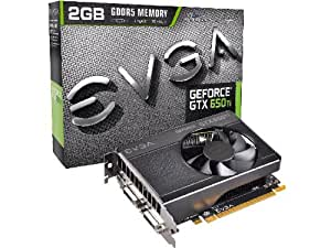 EVGA GeForce GTX 650 Ti 2048MB GDDR5 128bit, Dual Dual-Link DVI, Mini HDMI, Graphics Card (01G-P4-3651-KR) Graphics Cards 02G-P4-3651-KR