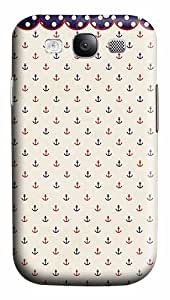 Sea Spirit Background PC Case Cover for Samsung Galaxy S3 I93003D