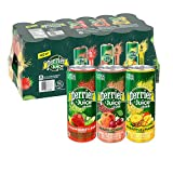 Perrier & Juice, 11.15 Fl Oz. Cans (Variety Pack of 18)