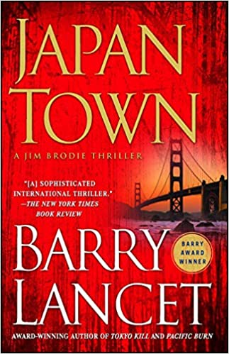 Japantown (A Jim Brodie Thriller): Amazon.es: Barry Lancet ...