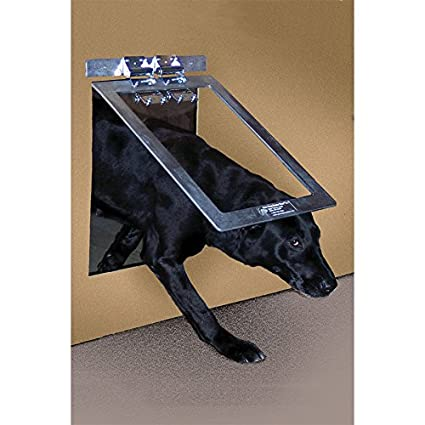 Heavy Duty Dog Door