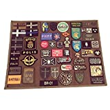 AegisTac Patch Display Board Patch Holder Patch Display Frame For Tactical Airsoft Military Patches