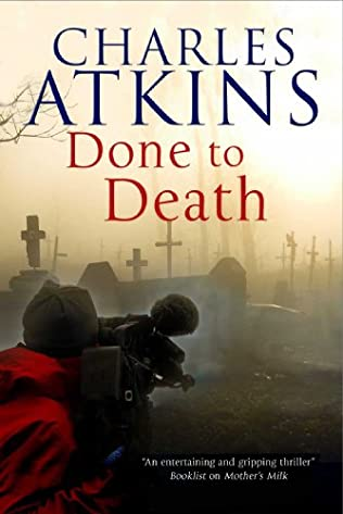 book cover of Done to Death