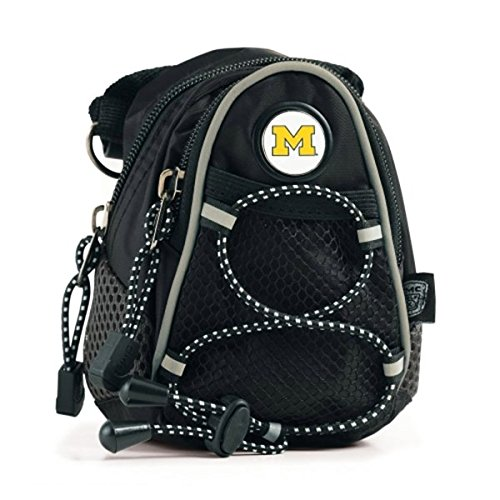 WinCraft NCAA University of Michigan WCRA0982312 Mini Day Pack by WinCraft