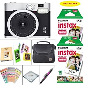 fujifilm instax mini 90 bundle