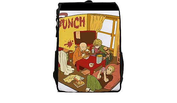 yoyoshome One-Punch Man Anime Saitama Cosplay mochila ...