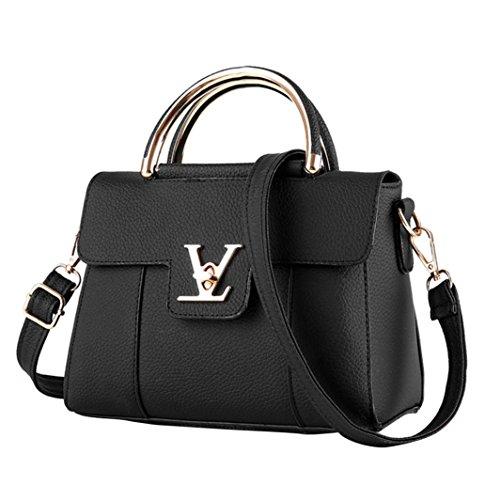 cross Hot shoulder Korean diagonal Blue Clearance Sky version Bags FitfulVan Black of fashion FitfulVan bag sale the An7UqWH