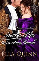 The Secret Life of Miss Anna Marsh (The Marriage Game Book 2)
