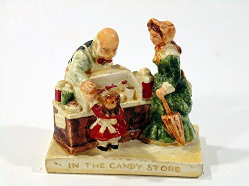 Sebastian Miniatures In the Candy Store 1947