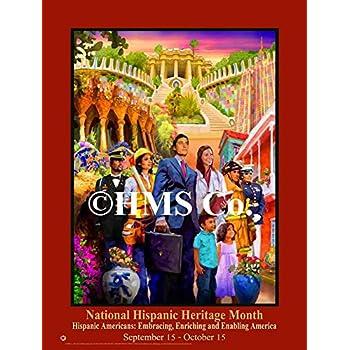 Hispanic Heritage Poster Ideas