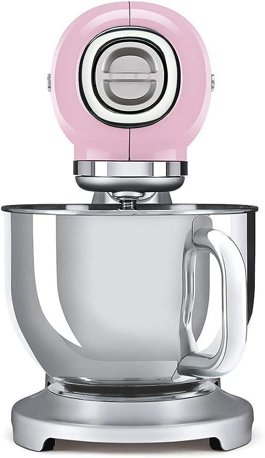 Smeg SMF02PKEU robot de cocina, Acero Inoxidable: Amazon.es: Hogar