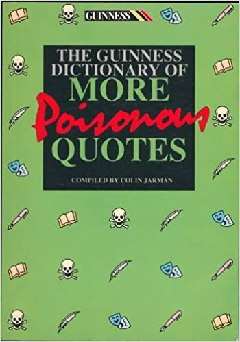The Book Of Poisonous Quotes