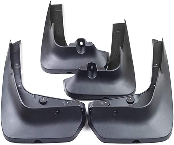 Car Mud Flaps for B MW X1 E84 2010-2015 Custom Mud Guard Front and Rear wheels Splash Guard Heavy Duty Fender Flares 4pcs