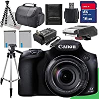 Canon SX60 Deluxe Package