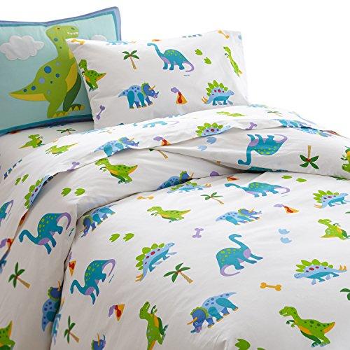 Olive Kids Dinosaur Land Full Duvet (Land Cover)