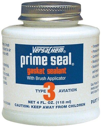 Versachem 34000 Type-3 Aviation Gasket Sealant - 4 oz. - Aviation Gasket Sealant