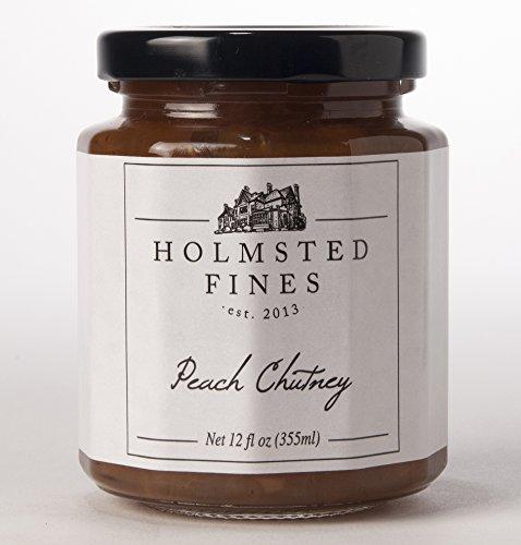 Holmsted Fines Chutney (Peach, 12 ounces)