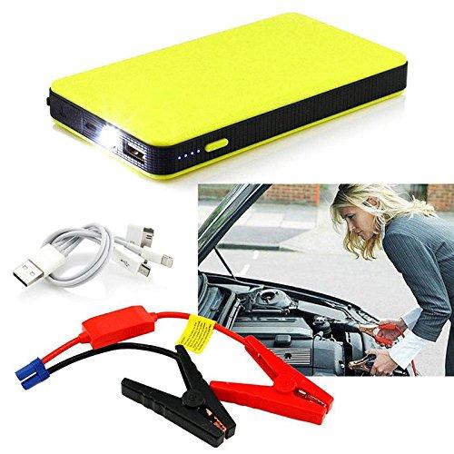 12V 20000mAh Car Jump Starter Multi-Function Battery Charger Mini Power Bank Booster