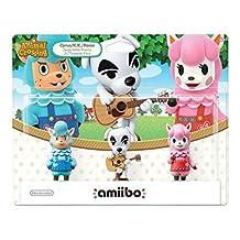 Amiibo Animal Crossing Series - 3 Pack, Wii U