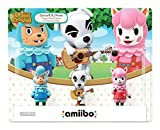 Amiibo Animal Crossing Series - 3 Pack, Wii U