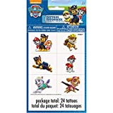 PAW Patrol Temporary Tattoos, 24ct