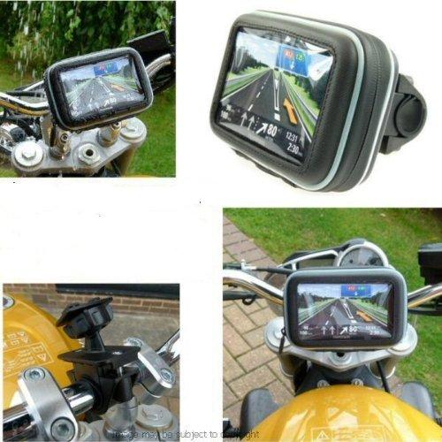 (6inch Screen GPS SatNav Motorcycle Mount (SKU 14137))