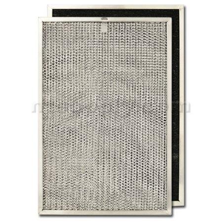 Aluminum/Carbon Range Hood Filter -11 3/8