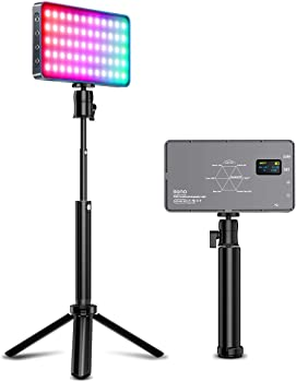 Llano RGB Video Light Kit with Tripod Stand
