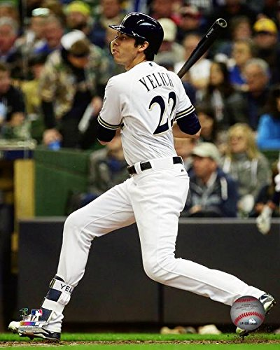 waukee Brewers MLB Action Photo (Size: 8