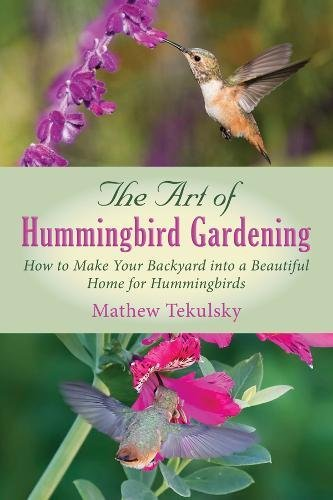 Ohio State Bird Flower (The Art of Hummingbird Gardening: How to Make Your Backyard into a Beautiful Home for Hummingbirds)