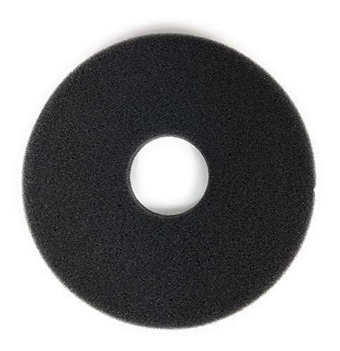 Margarita Salt Glass Bar Rimmer Replacement Sponges Set of 6, Black by SUMMIT Salt Rimmer Replacement Sponges (Image #1)