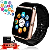 Bluetooth Smart Watch - ANCwear Smartwatch for Android Phones with SIM Card Slot
