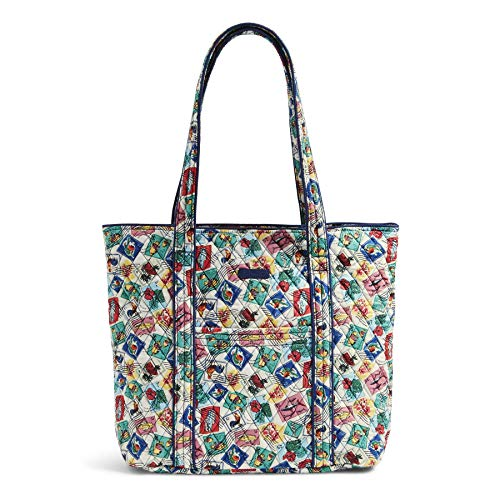 - Vera Bradely Vera Tote, Cuban Stamps, One Size