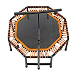 Best octagonal trampoline - YONGMEI Trampoline Gym Adult Jumping Bed Training Equipment Review