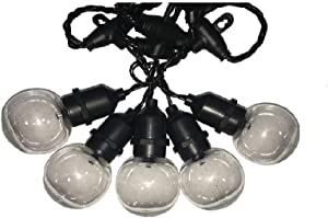 Home Accents Holiday 30 G50 LED Lights - Warm White