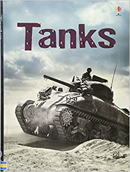 Tanks (Usborne Beginners Plus)