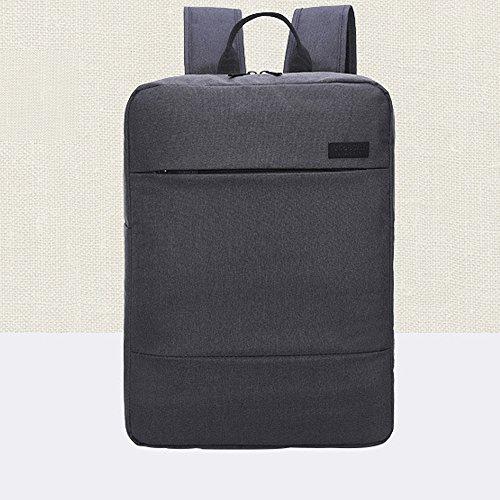 Doxungo Bag Men's Grey Shoulder black rRrawZ