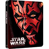 Star Wars : The Phantom Menace - Steelbook