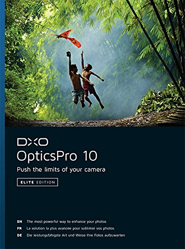 DxO OpticsPro 10 Elite [Download] by DxO